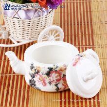 Отдельные китайские довольно красные чайники Азиатские керамические дешевые чайники для продажи онлайн