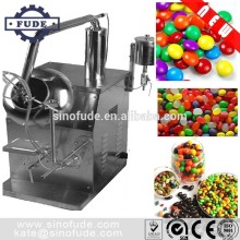 CBY400 lab sugar coating pan/chocolate coating machine/caramelized nuts machine