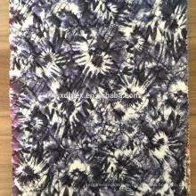 Stoff, 100 % Polyester Quilten besticktem Stoff für Wintermantel drucken