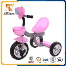 China Three Wheeler Ride en el coche de 3 ruedas de los niños
