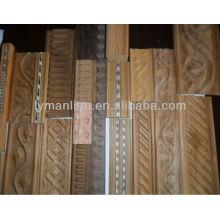 moldagem de fantasia de madeira