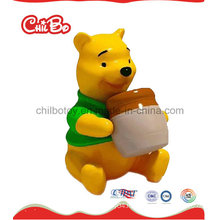 Winnie The Pooh Plastic Figure Toy (CB-PM029-S)