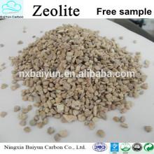 zéolite avec les fournisseurs naturels de zéolite de prix concurrentiel