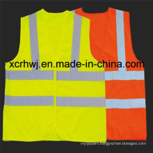 Hi Vis Workwear Mesh Safety Vest Road Safety Equipment Protection Vest/Most Popular En471 Class 2 / Ce High Visibility Reflective Safety Vest
