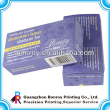 Bar soap box