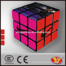 Nike Brand OEM magic puzzle cube for promotional gifts