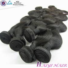 Один Донор Необработанные Большие Запасы Натурального Цвета Процедуру Монгольский Девы Бразильские Волосы