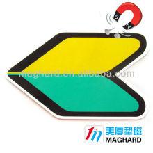magnetic car stickers car decration magnet