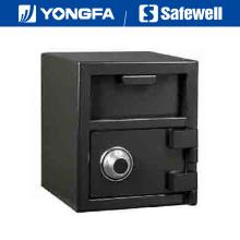 Safewell Ds Panel 16 pulgadas de altura de depósito seguro para Supermarket Bank