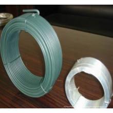 0.6mm alambre galvanizado 0.5kg pequeño alambre recocido negro de la bobina