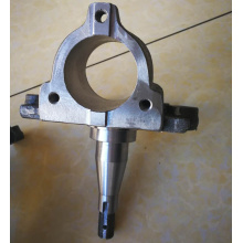 Alloy steel forged steering knuckle