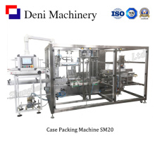 High Speed Case Wrapping Machine for Cartons