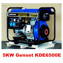 Aircooled Diesel Generator 5kw Silent Type Hot Sales