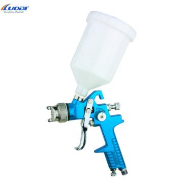 H-827 HVLP Gravity pistola de pulverización de agua de lavado de autos