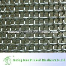 2015 alibaba china manufacture malha de arame crimpado