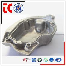 China famosa cubierta de cilindro pulido / aluminio adc12 fundición a presión
