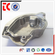 China famous polished cylinder cover / adc12 aluminum die casting