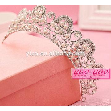 Vente en gros différents styles princesse princesse tiara