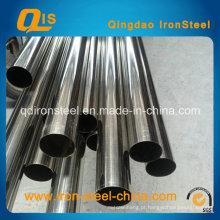 Tubulação decorativa do aço inoxidável por ASTM A213 TP304
