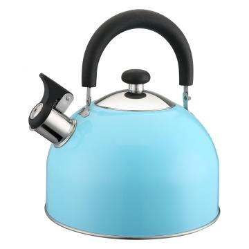 Sky Blue Whistling Kettle