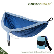 Custom-Made Compressed Double-Sized Parachute Hammock