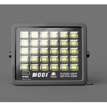 Projetor de segurança solar para terminal de carga