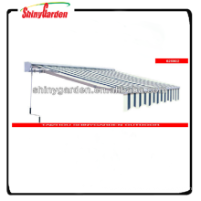 Aluminum Awning Parts Window Retractable Roof Sun Shade awning