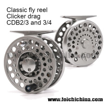 Classique Clicker et Pawl Trout Fly Reel Fly Reel Fly