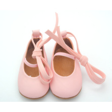 2016 wholesale soft sole baby leather shoes girl dress shoes