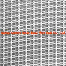 Mesh de Zirconium de haute qualité pour l'aérospatiale / électro / chimique / filtre / galvanoplastie ----- 30 ans fabricant