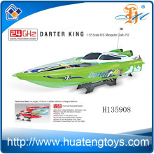 wholesale 1:12 large scale plastic remote control toy boat