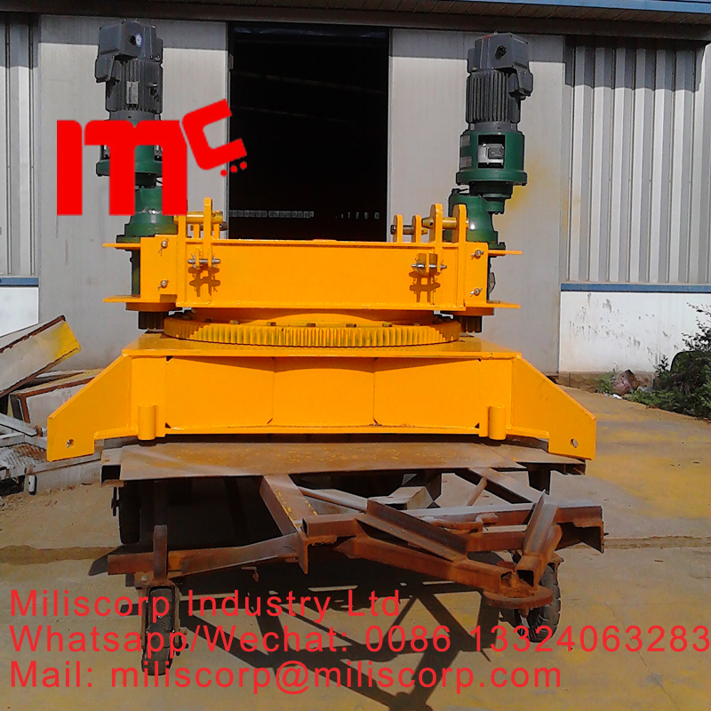 qtz80 slewing unit