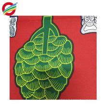 Le tissu africain de cire de polyester pur imprime le tissu utilisé pour la vente