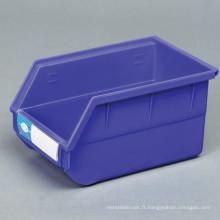 Équipement de rangement Bacs en plastique de la série Pantong