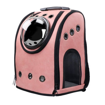 Fluggesellschaft genehmigt Bubble Backpack Pet Carrier