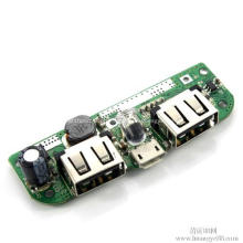 Placa de circuito impresso personalizada de PCBA para o banco do poder