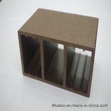 WPC Beam WPC Decking en bois en composite en plastique
