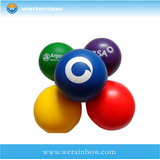 wholesale promotional colorful stress pu ball