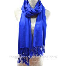 TS-014 100% Viskose Pashmina Schal Volltonfarbe Viskose Schal Schal für Frau Hijab Fabrik in China Lieferant Alibaba China