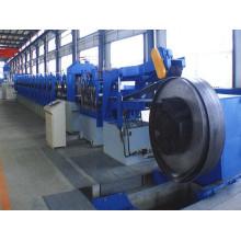 Pain formant la Machine pour la fabrication de tubes en acier