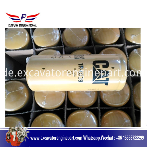Full Flow Lube Spin On Oil Filter 1r0739 1r 0739