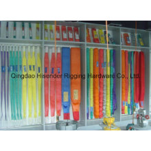 Eb-B Type Webbing Sling, Many Colours 6ton-180ton