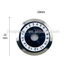 Cleaver Blade / Cutting Wheel pour Fujikura CT-20 CT-30