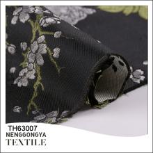 China benutzerdefinierte Professional klassischen Polyester Jacquard Stoff Textil