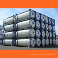 Petroleiro de aço inoxidável do recipiente do ISO de 20FT