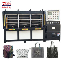 KPU Women Bag Upper Making Machine