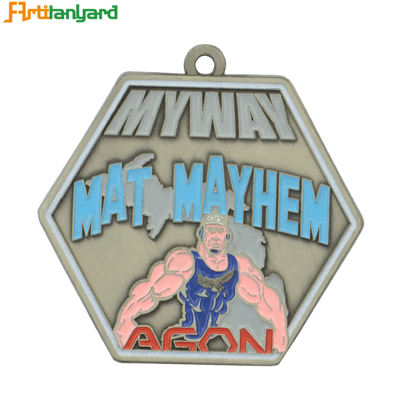 High Quality Medal With Small Moq