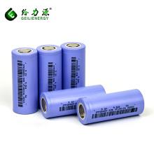 Geilienergy recargable de ciclo profundo 3000mA 30B 3.2v 26650 batería de fosfato de hierro de litio lifepo4