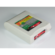 Beheizte Kleidung Batterie einstellbar 7.4v 6800mAh (AC401)