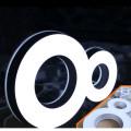 3D logo LED Light Box Letter Sign Plastic